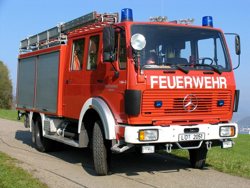 Löschgruppen-Fahrzeug LF 16/12 44-3
