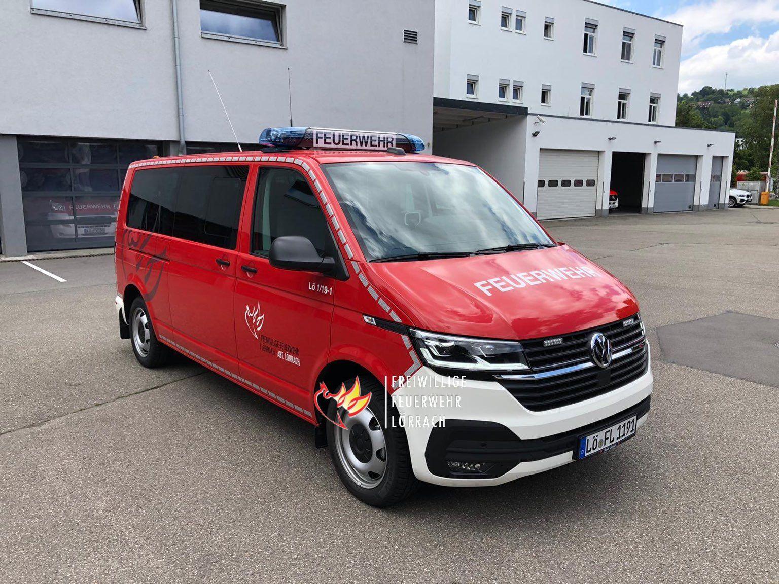Mannschaftstransportwagen Lörrach 1
