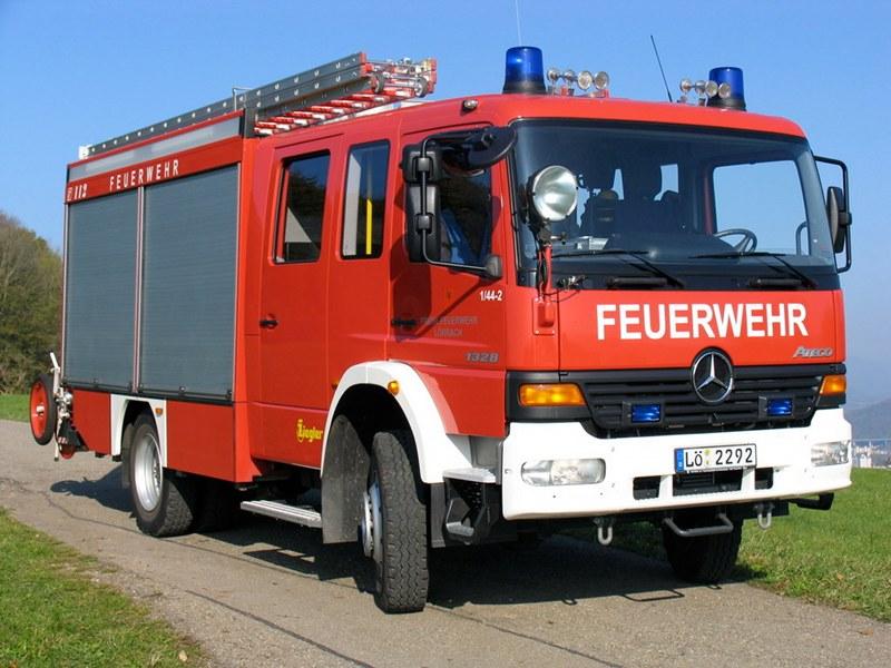 Löschgruppen-Fahrzeug LF 16/12 44-2