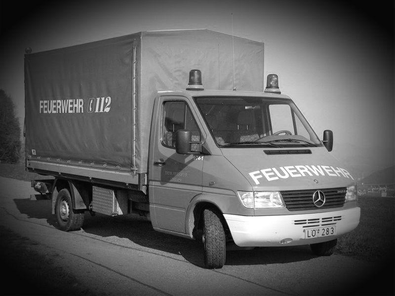 Gerätewagen Logistik (klein) (a.D.)