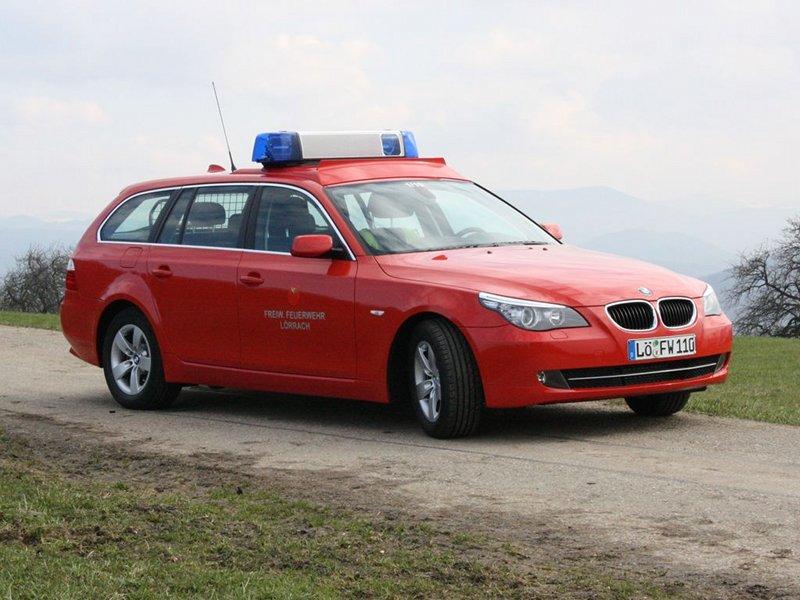 Kommandowagen  Feuerwehr Lörrach (EvD)