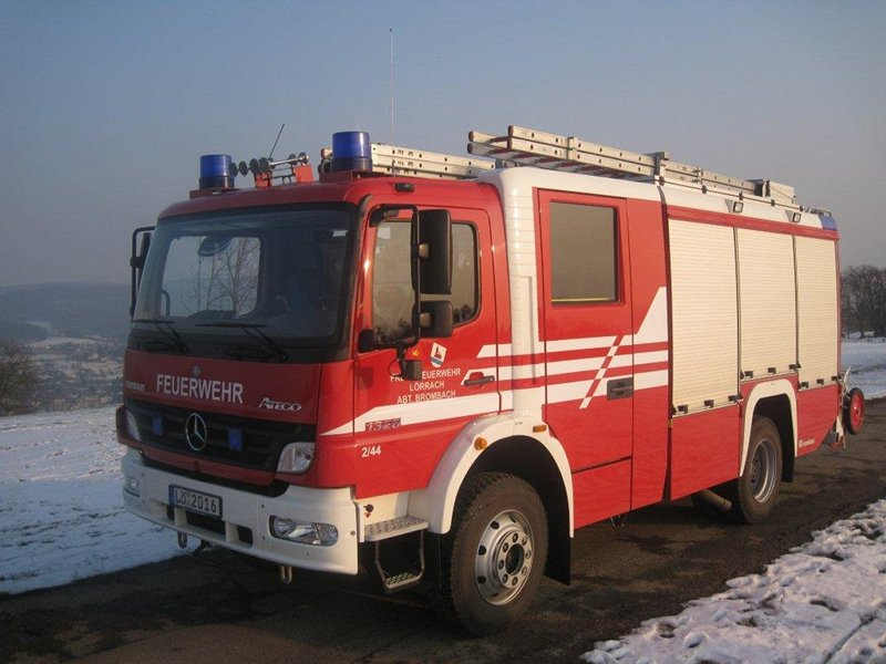 Löschgruppen-Fahrzeug LF 16/12
