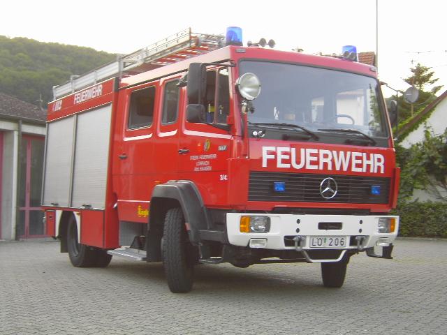 Löschgruppen-Fahrzeug LF 8/6