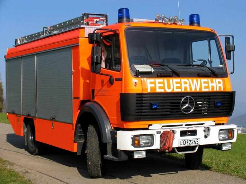 Rüstwagen 2 (Hauptamtlich)